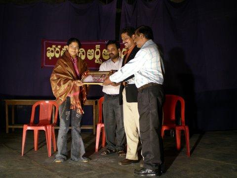 @ bharatha muni arts academy function, madanapalle.