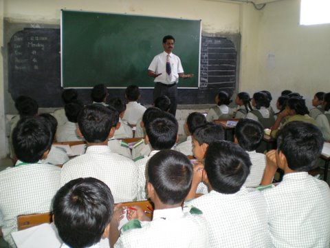 @TVR Model School, Balanagar, Hyd.