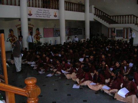 @ Sri Vidya Peeth, Narketpally, Nalgonda Dist.,